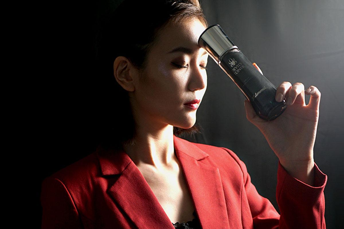 黑色化妝水、黑玫瑰化妝水、油肌保養、油肌化妝水推薦
