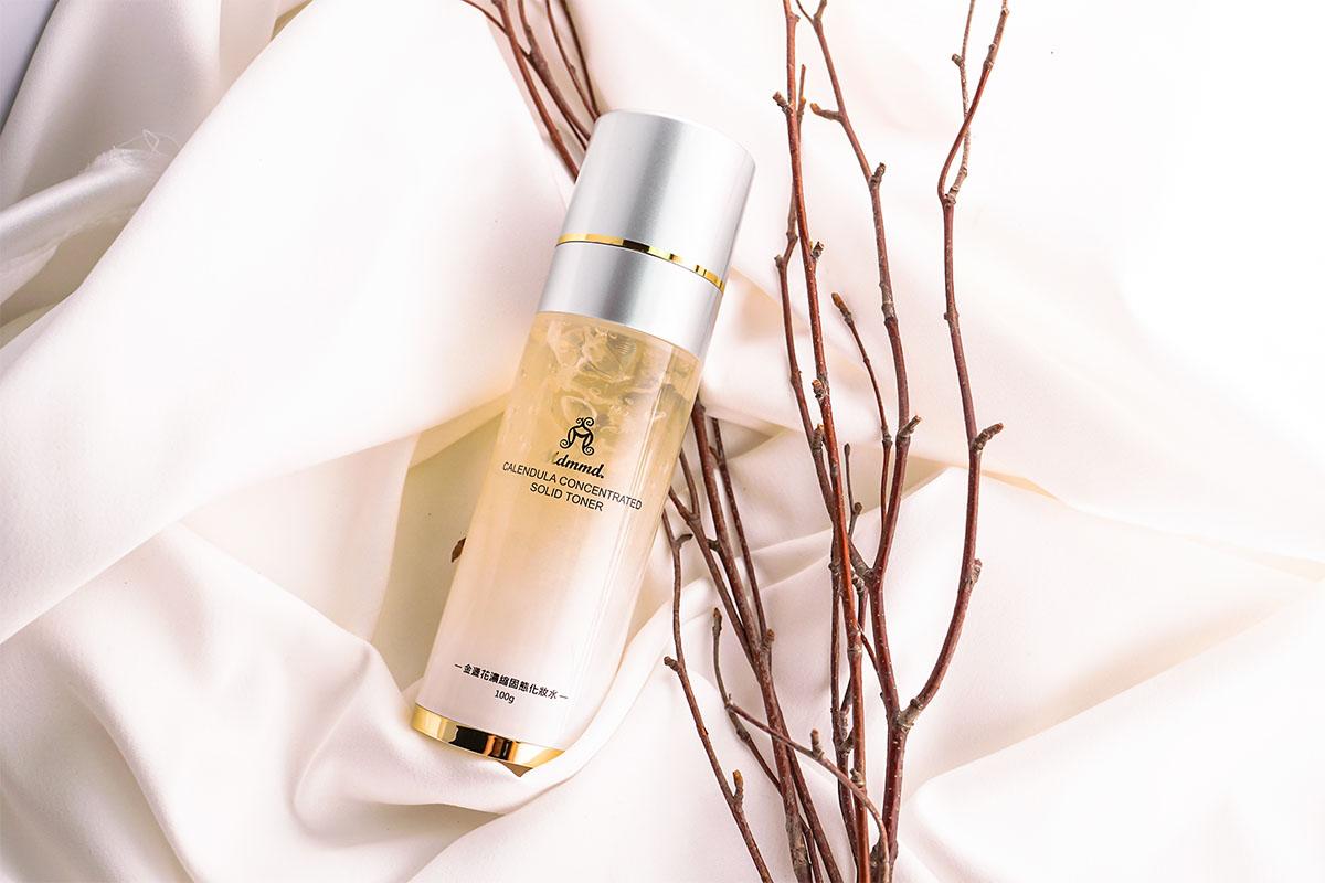 金盞花化妝水、敏感肌保養、濕敷化妝水